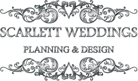 logo.SCARLETT WEDDING
